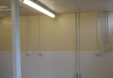 School Kitchen Refurbishment